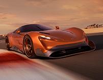 McLaren Tensegrity Concept