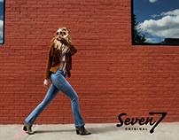 Seven 7 Original Campaign