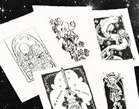 CHOOSE YOUR HERO: Lithograph Prints