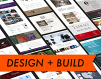 Client Websites: Design + Build