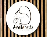 Avellaneda. Cafetería. Branding.