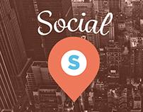 Social - App Design