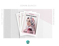SonyaBunggi Magazine