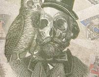 Naparbier Meet Mr Skullman - Advertisement