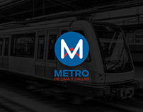 Metro de Lima - Concept App