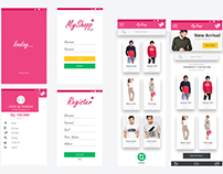 Online Shop UI