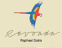 Exposição Revoada por Raphael Dutra