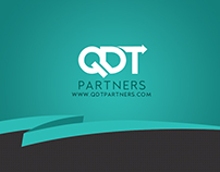 QDT Partners / Logo and Branding