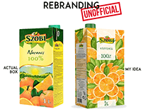 Szobi rebranding - unofficial
