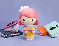 Momiji   Curiosity Doll