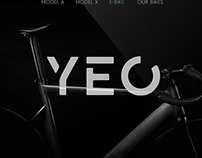 YEO BIKE WEB SITE