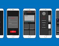 UI : Keep On App