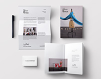 The Library of Textiles - Branding, Art Direction & Web