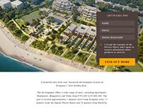 Velaya Development landing page