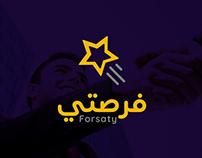 فرصتي - Forsaty Logo