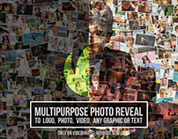 Multipurpose Photo Reveal Intro and Opener