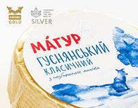 Magur: Branding