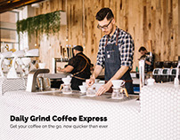 Daily Grind Express