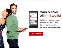 Macy's - My Wallet