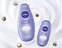 nivea creme smooth