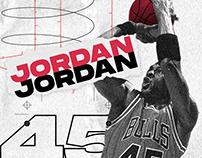 90's Era NBA Posters
