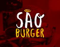 SÃO BURGER | Identidade visual
