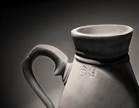 Digital Vase