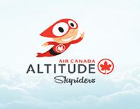 Air Canada - Altitude Skyriders
