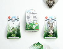 Bottle Bunny - Product & Packaging Design