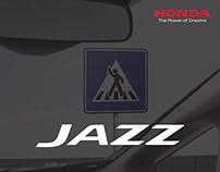 Honda Jazz Print Ad