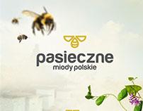 Pasieczne - miody polskie
