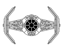 Star Wars - Episode IV Ships