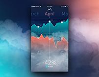 Rainfall App UI