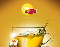 Lipton Flavors Campaign