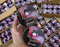 Sáp vuốt tóc Volcanic Clay có tốt không?