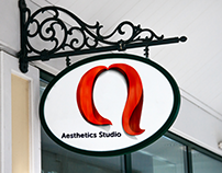 Identity of beauty studio
