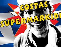 Costas Supermarkidis - Comedy YouTube Channel