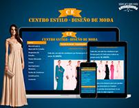 CENTRO ESTILO | DISEÑO WEB HTML / CSS -