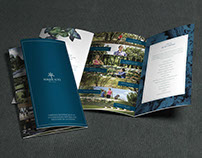 Bosque Alto, Brochure and Advertising Campaign
