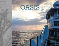 Oasis: Family Vacation Magazine
