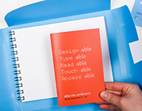 Able: Conference Branding