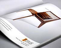 Anúncio para Revista - Totus Design