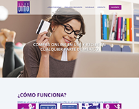 DIMO startup website