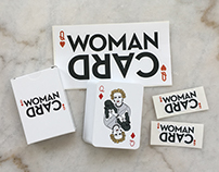 The Woman Card Project. Illustration.