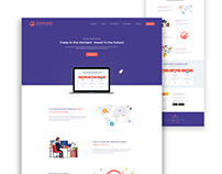 Altron Trade Landing Page