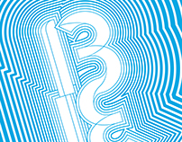 Ambigram 13 31