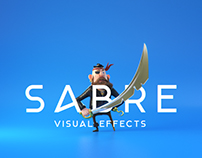 Sabre Visual Effects Showreel 2017