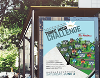Pride In Your Community | Three Hour Challenge