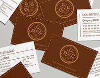 DCC Outillage - Brand Design