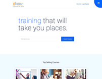 Microsites + Landing pages 2017